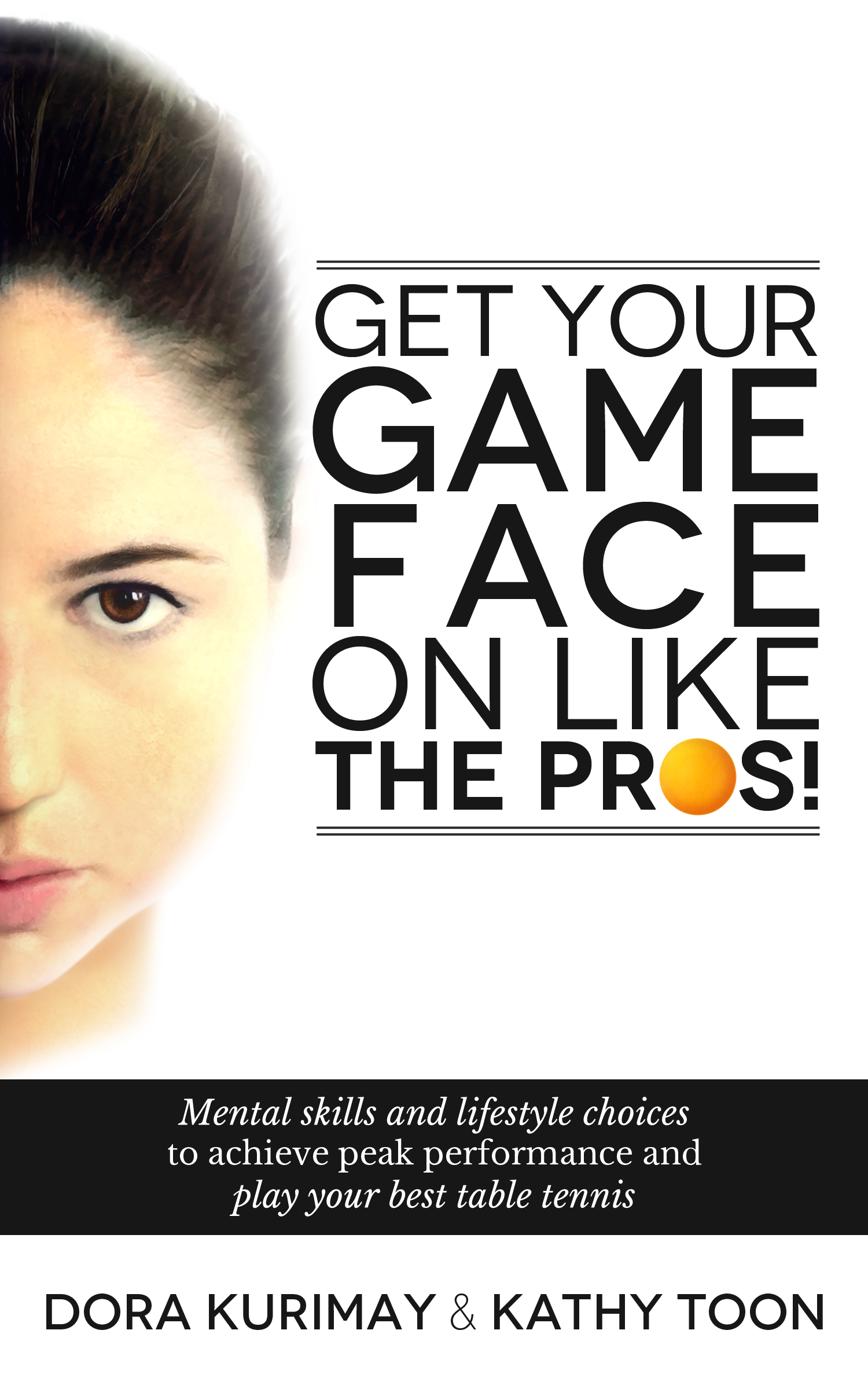 Prime Table Tennis Book Get Your Game Face On Like The Pros Released Home Remodeling Inspirations Genioncuboardxyz